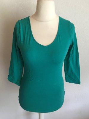 H&M V-Neck Shirt multicolored