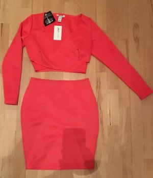 NLY One Twin Set salmon-nude