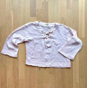 Bella Dahl V-Neck Shirt pink