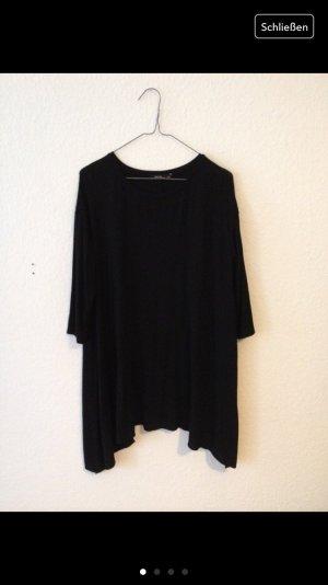 Shirt bershka schwarz leicht