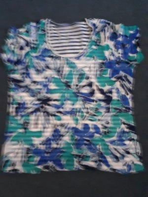 Shirt Blumenmuster Gr.42