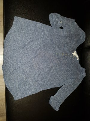 Shirt Bluse 3/4 Langarm S 36