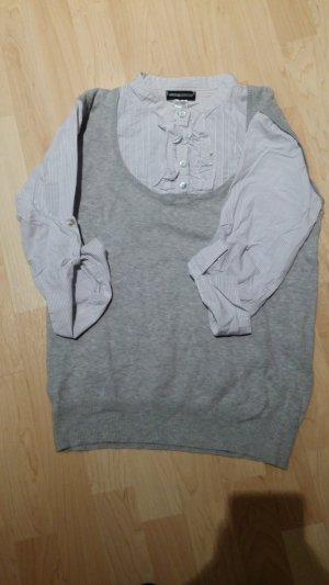 Shirt - Bluse Flash Lights in grau