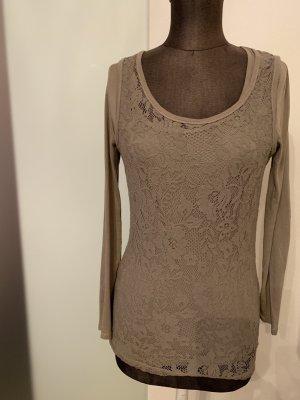 Shirt Bluse Gr 38 40 M von Luisa Cerano 2 Teilig