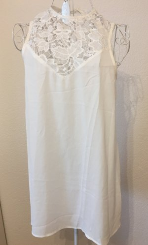 Shirt Bluse Longshirt *Gr. M* Weiß *Oxesa*
