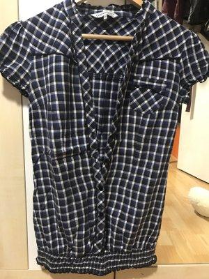 Shirt-Bluse mit Gummizug