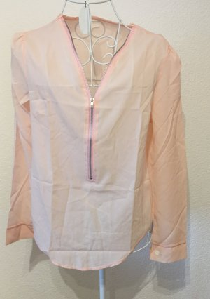 Long Sleeve Blouse pink