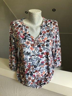 Shirt, Bluse, S.Oliver, Blumen
