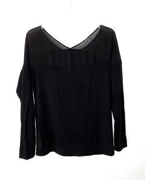 Shirt Bluse / S Oliver / L 40 42 / NEU Mesh Blogger Basic