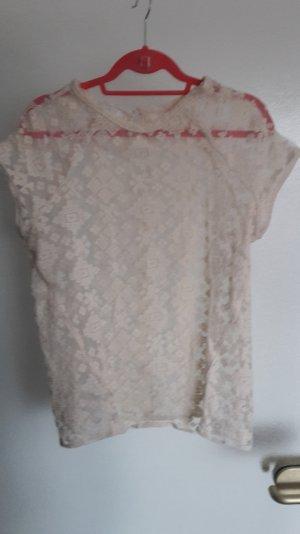Shirt Bluse spitze Größe L