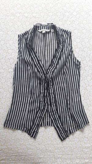 Shirt-Bluse Streifen