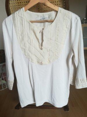 by Malene Birger Camiseta crema-beige claro