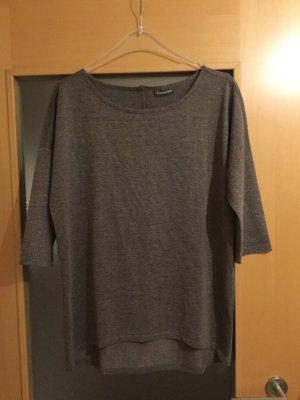 Shirt braun glitzernd von Street One