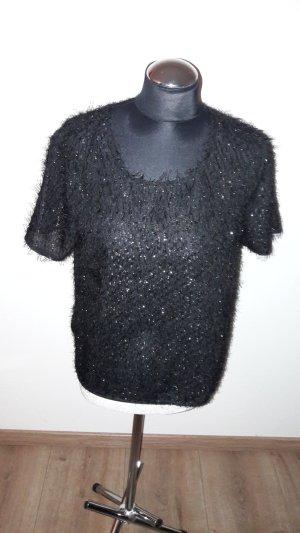 shirt broadway gr. m Glitzer