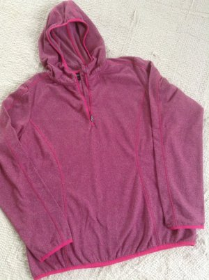 Hooded Shirt raspberry-red