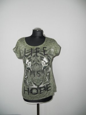 Shirt C&A Gr. M Tiger
