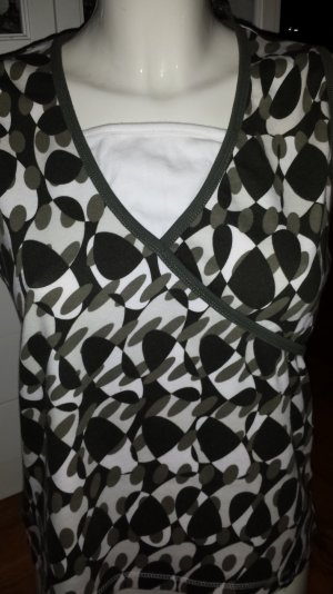 Shirt camouflage, ärmellos