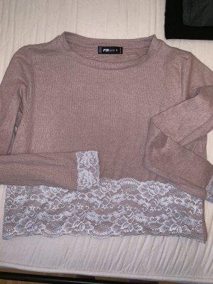 FB Sister Sweat Shirt rose-gold-coloured-white