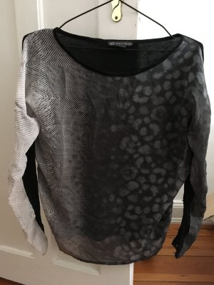 Armani Exchange Shirt black
