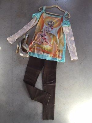 Custo Camicia fantasia multicolore