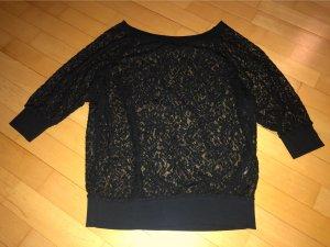 Atmosphere Camicia oversize nero