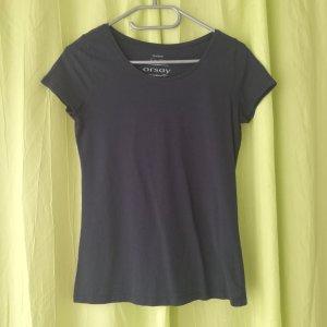 Shirt dunkelblau