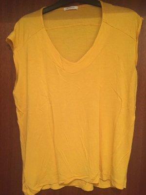 Shirt dunkles gelb...