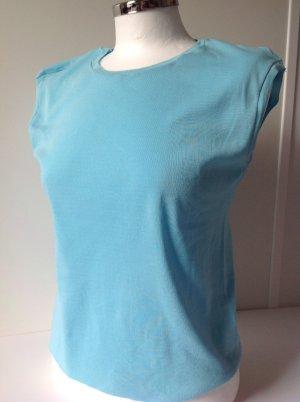 T-Shirt light blue cotton