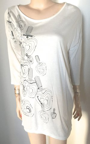 Shirt Escada Gr. M  ( 38-40) cremeweiß