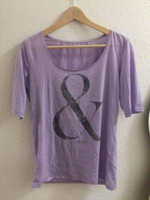 Shirt Esprit Größe 38 lila Flieder