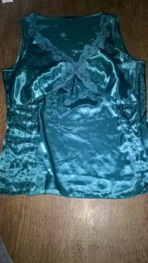 Shirt Esprit gruenblau Gr. S