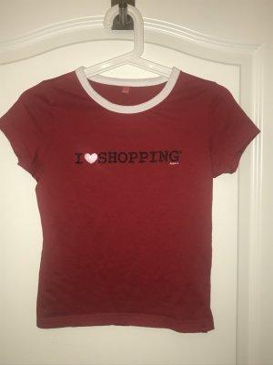 Shirt Esprit rot