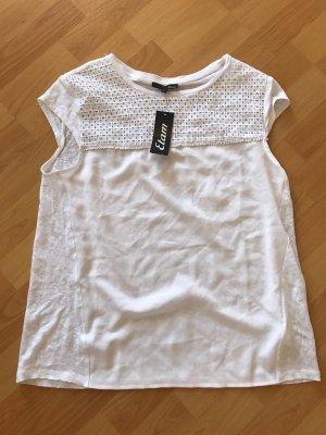Shirt Etam mit Preisschild, Größe L