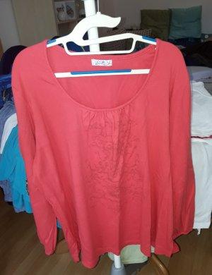 Tchibo / TCM Camisa rojo frambuesa