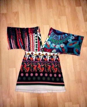 Desigual Camicia fantasia multicolore
