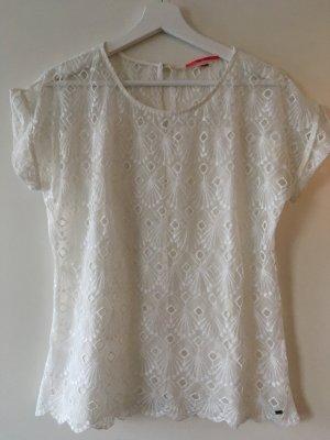 Mesh Shirt white