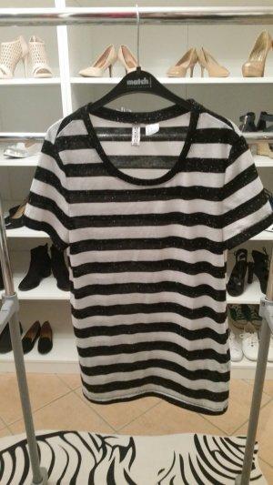 Shirt gestteift H&M Größe XS