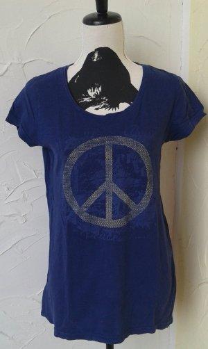 bpc Top batik bleu