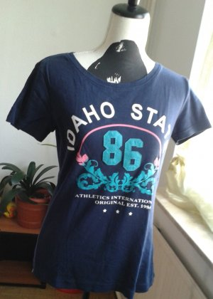 Shirt Gr.40/42, dunkelblau
