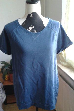 Shirt Gr.40/42, graublau