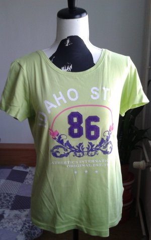 Shirt Gr.40/42, neongrün