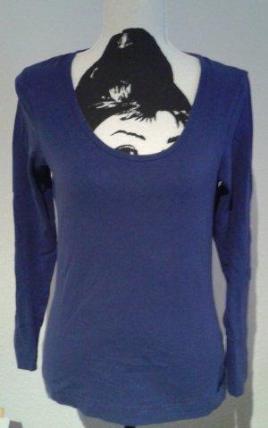 Shirt Gr.40, blau.....