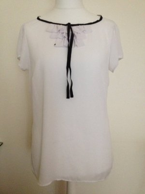 Shirt Gr 42 weiß