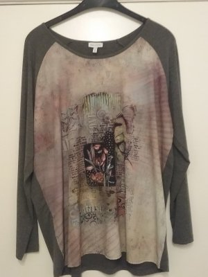 Gina Laura Long Shirt multicolored