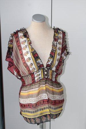 Next Blusa sin espalda multicolor