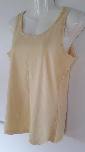 b.p.c. Bonprix Collection T-shirt giallo chiaro