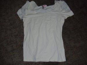 Camicia crema Cotone