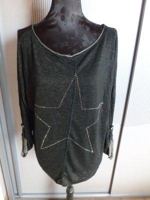 Shirt grau Stern Tredy Zukauf