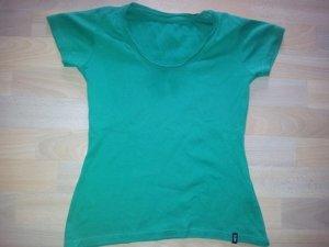 Shirt grün Madonna Gr. S