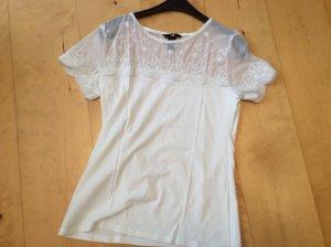 Shirt H+M, Farbe creme, Größe M